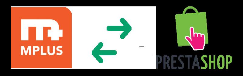 Mplus-Prestashop-koppeling